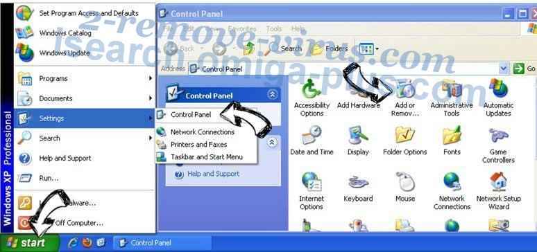 Remove Conduit virus from Windows XP