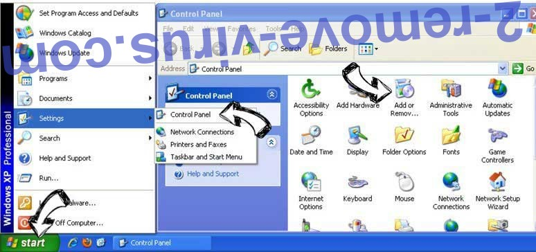 Remove PasswordLogic Toolbar from Windows XP