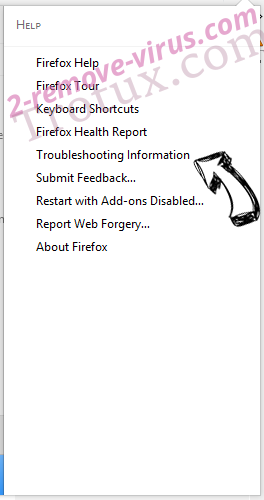 Search.com entfernen Firefox troubleshooting