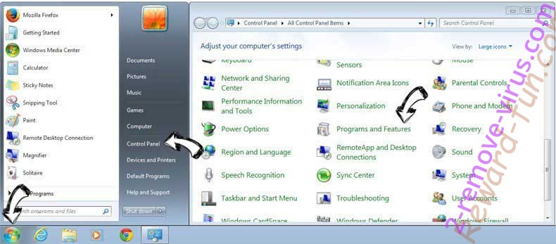 Uninstall Smart System Care from Windows 7