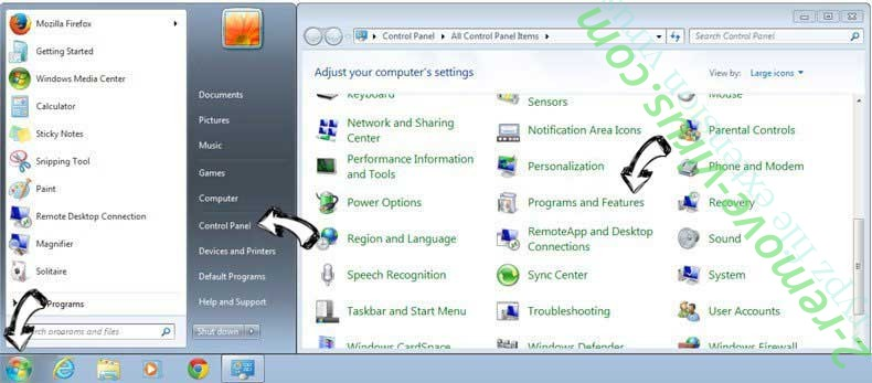 Uninstall MBytes Speedup Pro from Windows 7