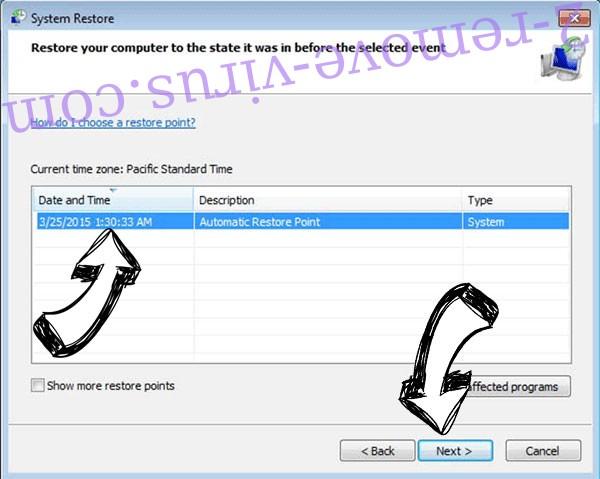 [Btcdecoding@foxmail.com].1BTC Ransomware - restore point
