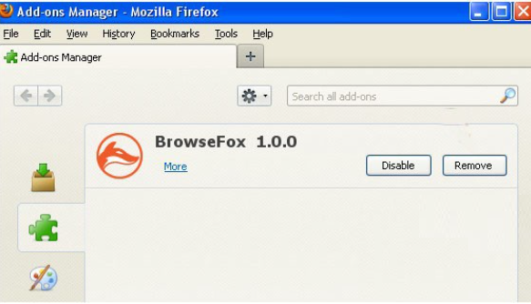 how to remove browsefox deals