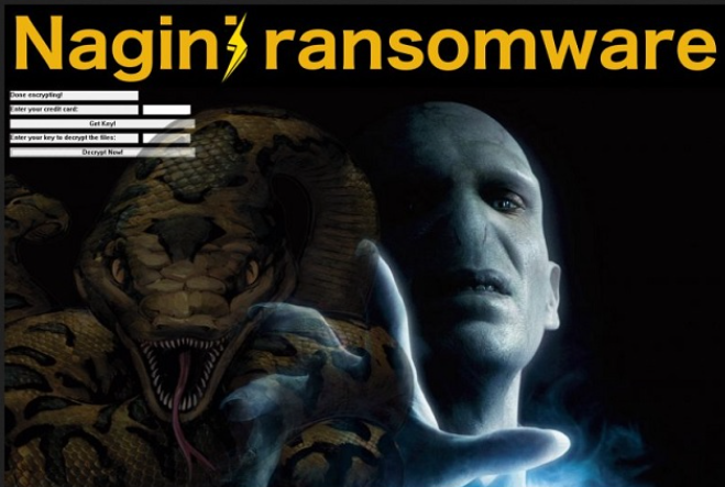 Nagini File Virus