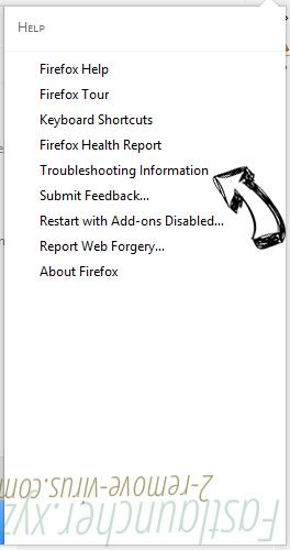 Mywebs.pro Firefox troubleshooting