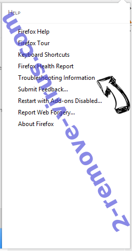 Search.browserio.com Firefox troubleshooting