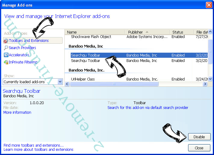 Pakistani Girls Mobile Data adware IE toolbars and extensions