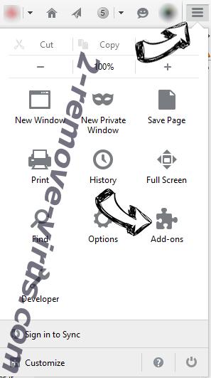 Tech-connect.biz Virus Firefox add ons