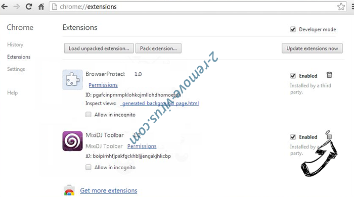 TheGameSearcher Extension Chrome extensions remove