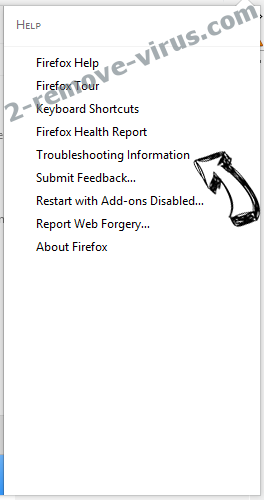 Searchpage.com Virus Firefox troubleshooting