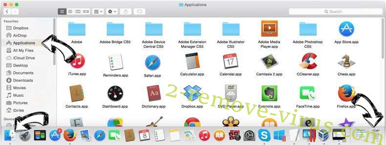 My Lucky 123 removal from MAC OS X