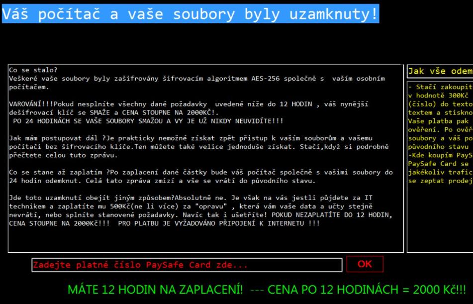 Kostya Ransomware