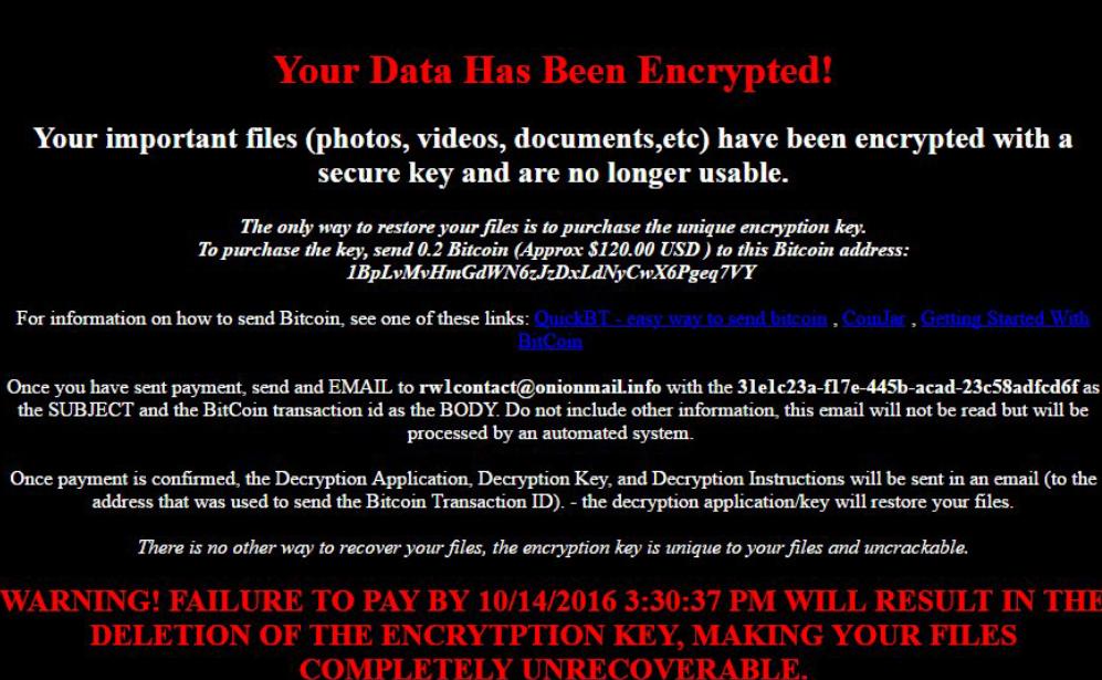NCrypt File Virus