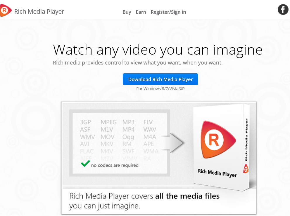 Rich Media Player