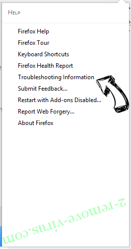Searchbewst2016.com Firefox troubleshooting