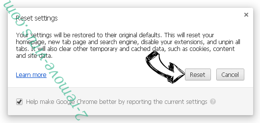 Omgnews.today Chrome reset