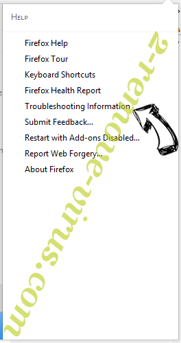 Chromium virus Firefox troubleshooting