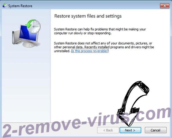 Get rid of Multifunctional Virobot malware - restore init