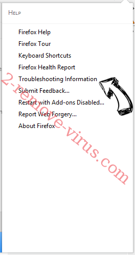 Safesearch4.ru Firefox troubleshooting