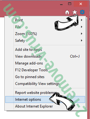 Kinoroom Browser IE options