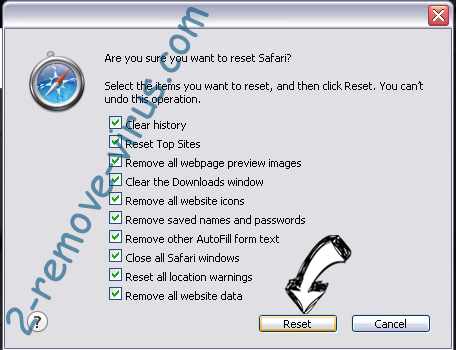 Safesearch4.ru Safari reset