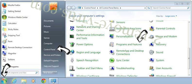 Uninstall Lilplay from Windows 7