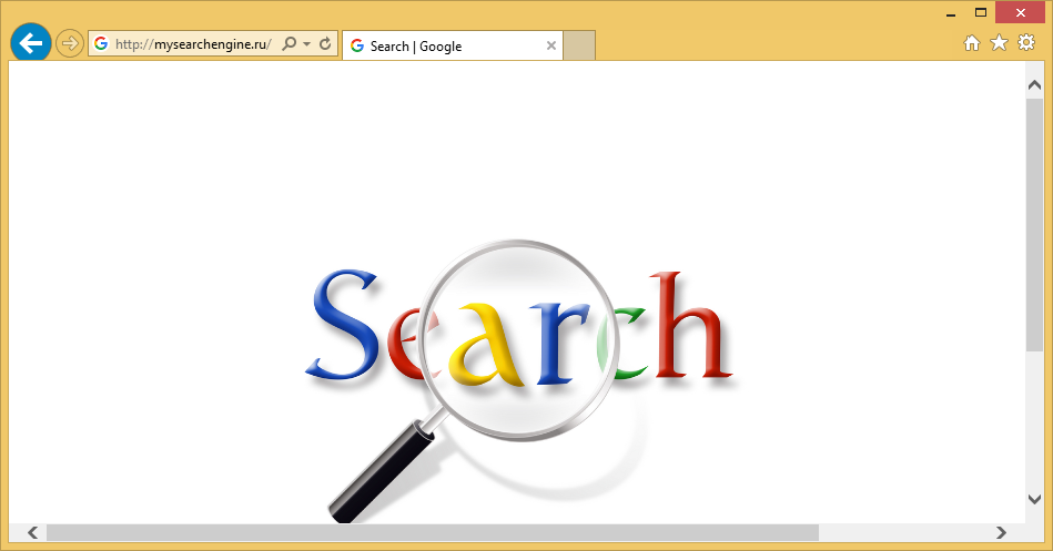 Mysearchengine