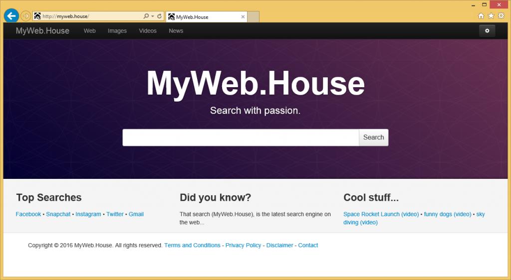 Myweb-house
