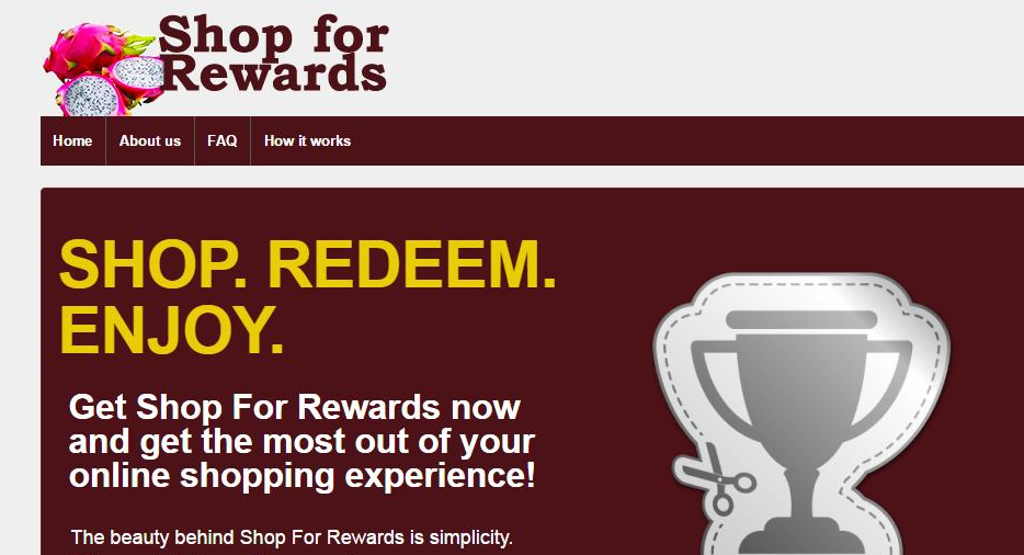 Shop For Rewards