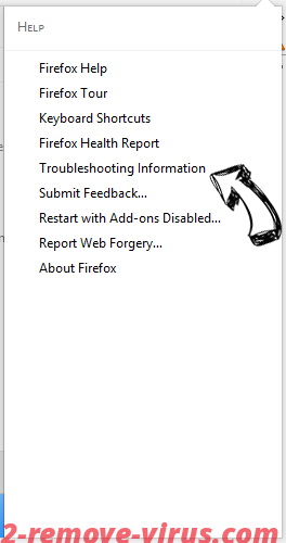 Incognito-search.com Firefox troubleshooting