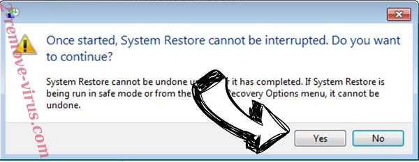 .0ff File Extension removal - restore message