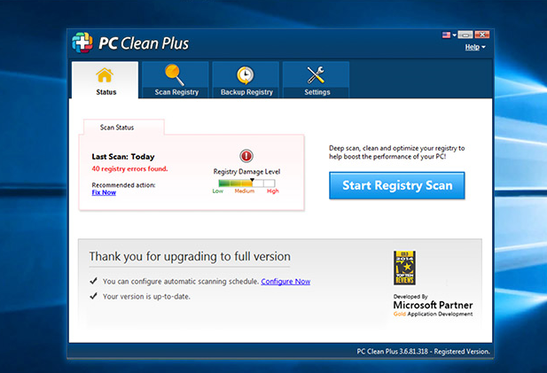PC Clean Plus