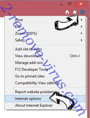 Screen Dream Toolbar IE options