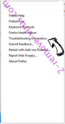 Friendlyappz.com Firefox troubleshooting