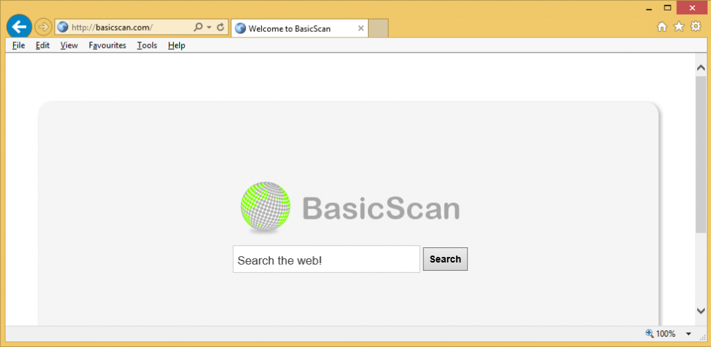 BasicScan Search