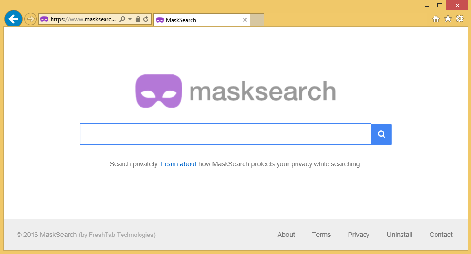 Masksearch