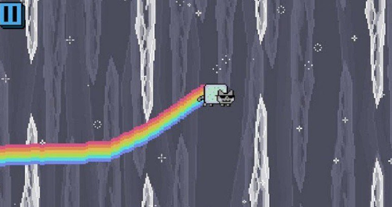 Nyan Cat Screenlocker