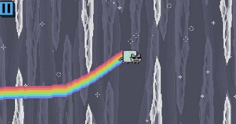 Nyan Cat Screenlocker