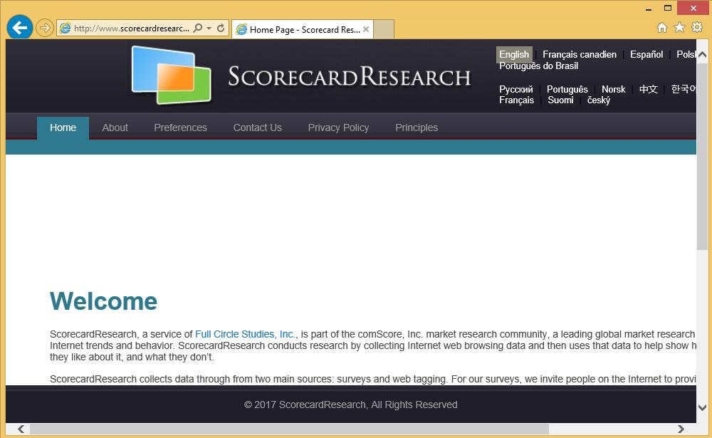 ScorecardResearch