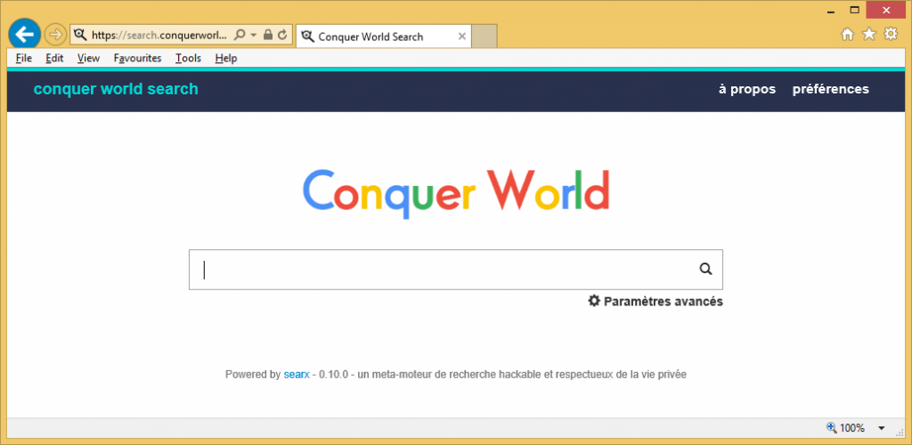 Search-conquerworld