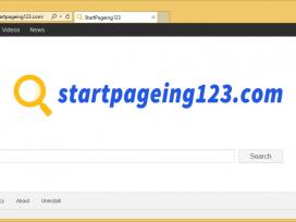 Κατάργηση StartPageing123.com