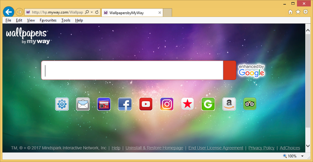 Wallpapers Toolbar