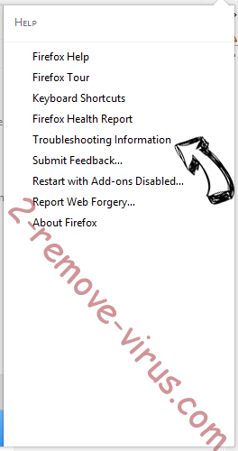 Untrack Search Firefox troubleshooting