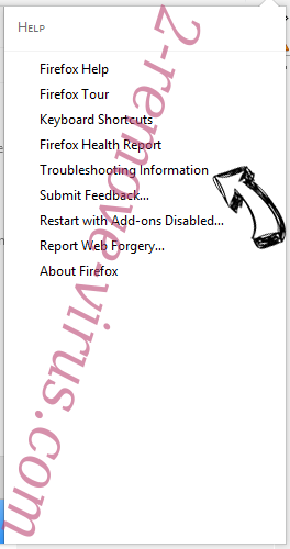 Searchtmpn.com Firefox troubleshooting