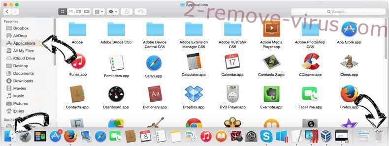 search.hideyoursearch.win removal from MAC OS X