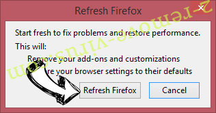 Blasearch.com Firefox reset confirm
