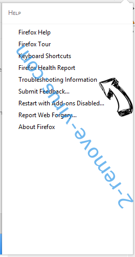 Coolsearch.info Firefox troubleshooting