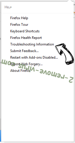 Search.tagadin.com Firefox troubleshooting