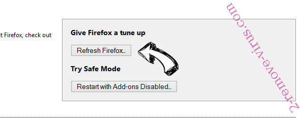 search.mecoosh.com Firefox reset