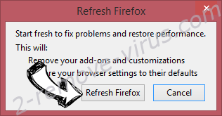 Ultimate Shopping Search Firefox reset confirm